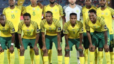 """صورة مدرب """"جنوب أفريقيا"""" يعرب عن قلقه بشأن تواجد لاعبيه لنهاية البطولة"""