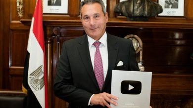 صورة بنك مصر أول يحصل على الدرع الفضي من موقع يوتيوب..إعرف السبب