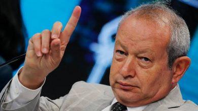 """صورة نجيب ساويرس عضواً منتدبا لشركة """"أوراسكوم"""" للاستثمار القابضة"""