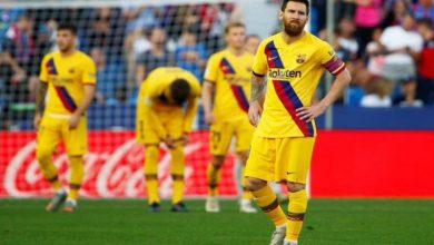 صورة 3 أزمات تواجه برشلونة..وتهدد استقرار نتائجه
