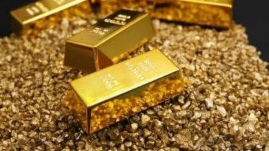 """صورة الذهب """"يتراجع"""" عالمياً متأثرا بمحادثات أيجابية بين الولايات المتحدة والصين"""