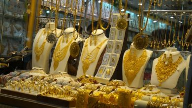 """صورة أسعار """"الذهب"""" تواصل تراجعها..وتفقد 3 جنيهات"""
