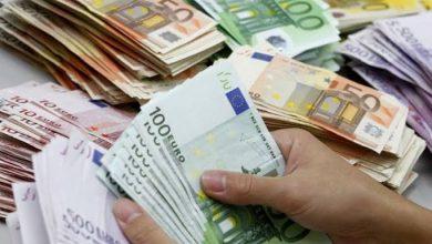 """صورة أسعار صرف """"اليورو"""" اليوم في البنوك"""