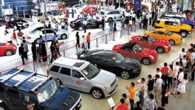 """صورة مبيعات """"السيارات"""" تواصل """"تراجعها"""" في الصين"""