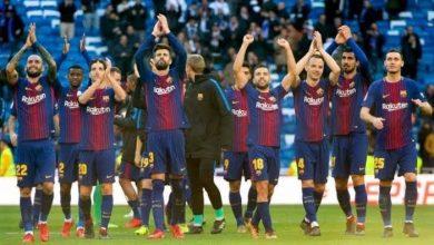 """صورة بالأرقام..برشلونة يتصدر """"قائمة الأندية"""" الأعلي اقتصاديا"""