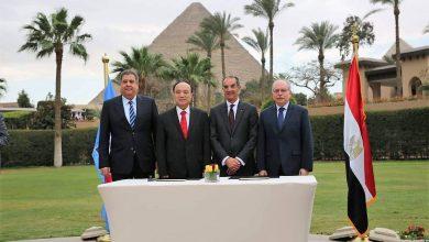 صورة شراكات دولية ومشروعات تعاون لتعزيز مكانة مصر وريادتها الدولية والافريقية في مجال الاتصالات