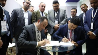 """صورة """"هواوي"""" تستعرض خدماتها وحلولها الذكية في البترول والغاز خلال''EGYPS2020'"""
