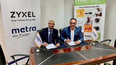 """صورة مترًا  توقع اتفاقية مع """" زايكسل""""  لطرح  حلول البنية التحتية لتطوير الشبكات في السوق المصرية"""