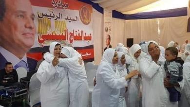 صورة فرحة عارمة عبر مواقع التواصل الاجتماعي بالافراج عن الغارمات بالسجون
