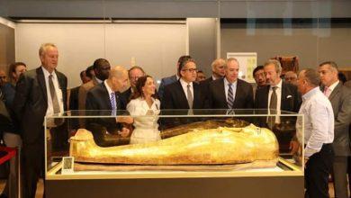 صورة الدكتور الشربينى يرفض التجديد لسنوات أخرى كمشرف على  المتحف القومى للحضارة المصرية