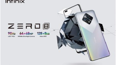 Photo of انفينكس تطلق هاتفها الجديد Zero 8 في السوق المصري