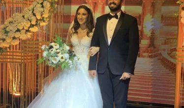صورة اتصالات اليوم تهنيء رئيس قطاع العلاقات الحكومية بالمصرية للاتصالات  بمناسبة حفل زفافه