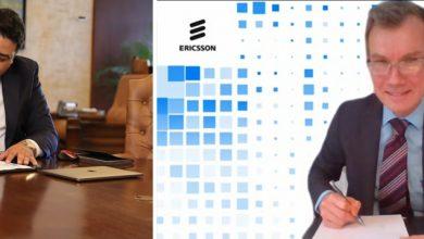 """Photo of """"المصرية للاتصالات"""" توقع اتفاقية تعاون مع """"إريكسون"""" لتحديث بوابتها الدولية باستخدام أحدث التقنيات"""