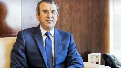 صورة رئيس القطاع المالي بشركة راية القابضة :  10 مليار جنيه مستهدفة للمدفوعات على شبكة امان بنهاية العام