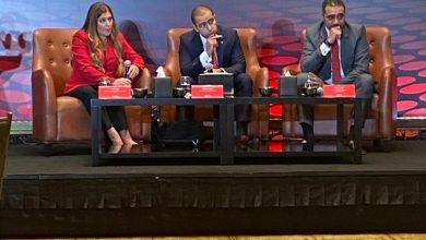 صورة رئيس فودافون مصر فى اول ظهور اعلامى : حصلنا على 40 ميجا هرتز ترددات جديدة باستثمارات 540 مليون دولار