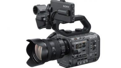 صورة سوني تطلق كاميرا التصوير السينمائي الاحترافية FX6 بتقنيات عالية الذكاء