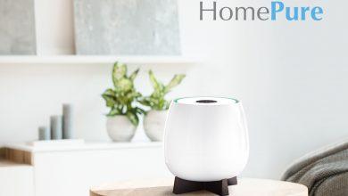 صورة كيونت تطلق جهاز تنقية الهواء HomePure Zayn للقضاء على مسببات الأمراض الصدرية