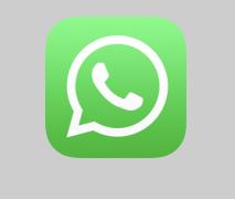 صورة واتساب :التحديث لايتسبب في أي تغيير  بممارسات مشاركة البيانات عبر واتساب مع فيسبوك