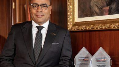 صورة مجموعة «بنية» تحصد جائزة أفضل شركة لتطوير البنية التحتية