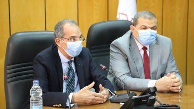 صورة الاتصالات توقع اتفاقية لاتاحة خدمات وزارة  القوي العاملة  على بوابة مصر الرقمية