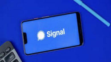 صورة تعرف علي التحديثات الجديدة لتطبيق Signal