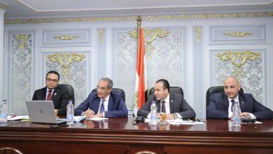 صورة وزير الاتصالات : رفع كفاءة الخدمات المقدمة للمواطنين على رأس أولويات الوزارة