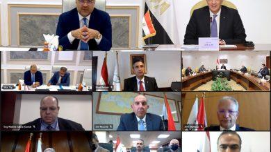 صورة مباحثات مصرية عراقية لتعزيز التعاون فى مجال الاتصالات وتكنولوجيا المعلومات
