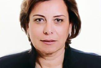 صورة تعيين  مريم وحيد  مساعدة لرئيس مجلس ادارة الهيئة القومية للبريد للموارد البشرية