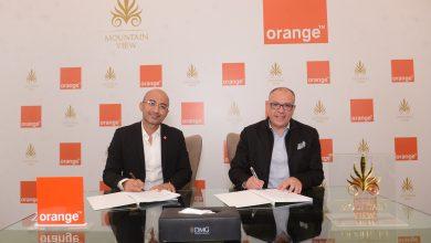 صورة اورنچ مصر توقع اتفاقية تعاون  معشركة ماونتن فيو لتقديم خدمات الـTRIPLE PLAY  في مشروعاتها