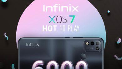 صورة حصرياً.. انفينكس تخصص نظام XOS 7.0 لسلسلة Hot 10