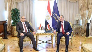 صورة وزير الاتصالات :إنشاء شركة مصرية عراقية لتنفيذ مشروعات التحول الرقمى بالعراق