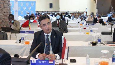 صورة البريد المصري يشارك في اجتماعات مجلس إدارة إتحاد البريد الأفريقي الشامل بزيمبابوي